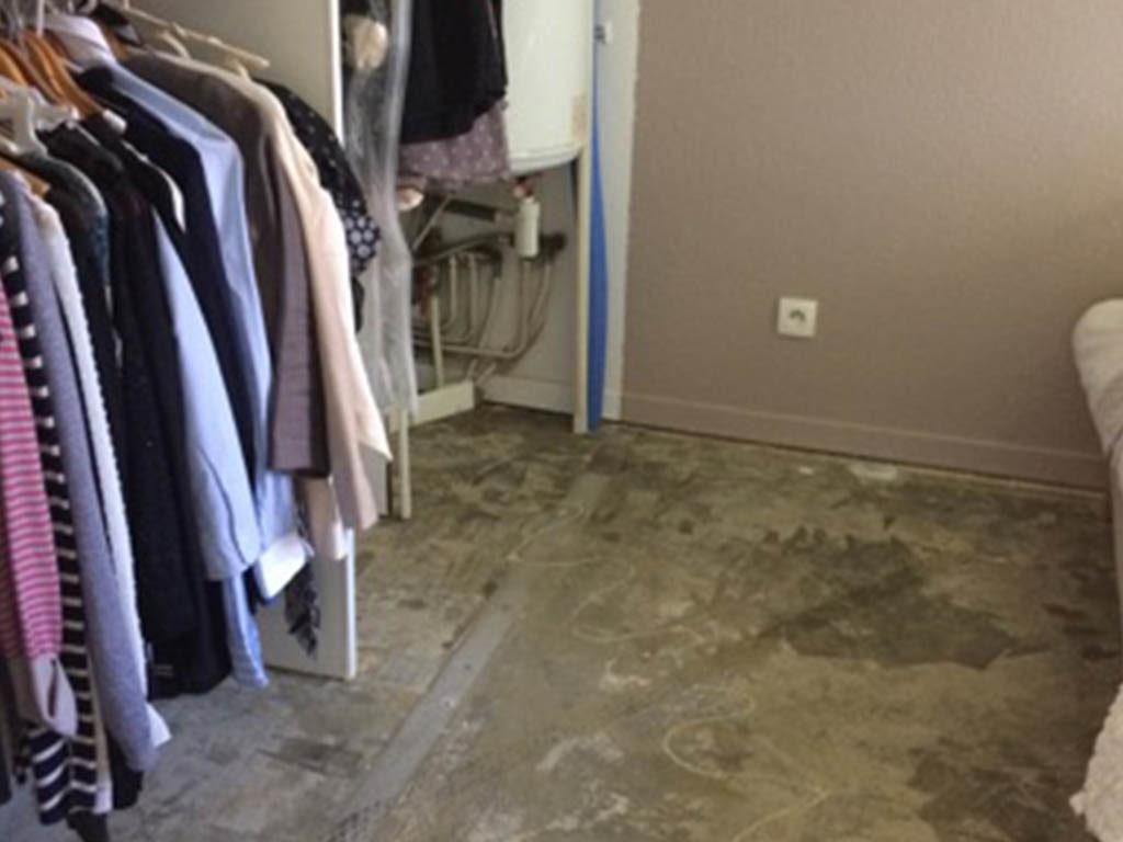 nettoyage après inondation marmande